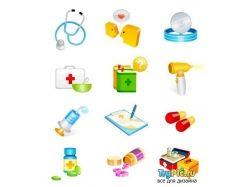 Медицинские картинки для детей 8