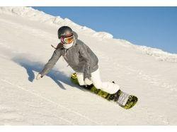 Обои snowboard 2