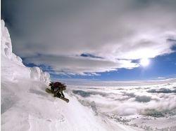 Обои snowboard 5