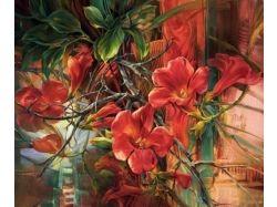 Красивые картинки с цветами 2