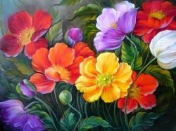 Красивые картинки с цветами 6