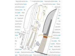 Картинки ножей 4