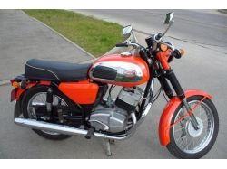 Фото мотоцикла ява 2