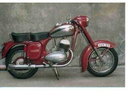 Фото мотоцикла ява 3