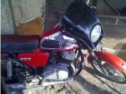 Фото мотоцикла ява 6