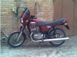 Фото мотоцикла ява 7