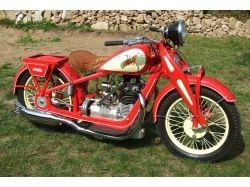 Фото мотоцикла ява 8