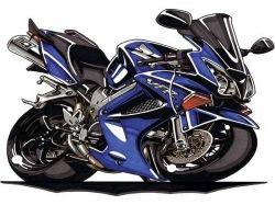 Мотоциклы в картинках 4