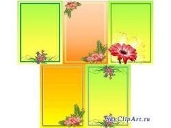 Картинки про осень для детского сада 7