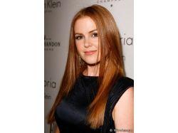 Темный рыжий цвет волос фото 6