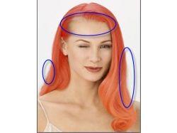 Темный рыжий цвет волос фото 7