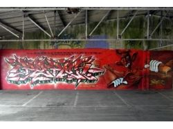 Алфавит граффити для новичков 2