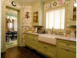 Кухни фисташкового цвета фото 6