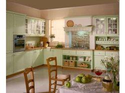 Кухни фисташкового цвета фото 7