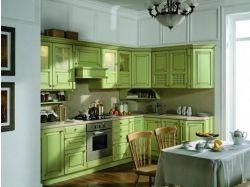 Кухни фисташкового цвета фото 8