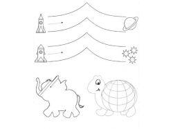 Развивающие картинки для детей 3 4 лет 7