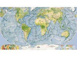 Картинка карта мира