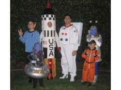 Креативные костюмы на хэллоуин 6