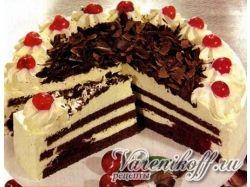Фото торт губка боб