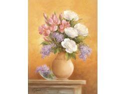 Картинки большой букет цветов