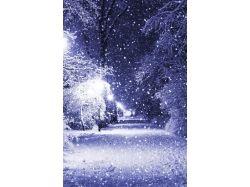 Картинки на телефон зима