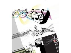 Картинки ноты музыка