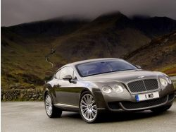 Bentley continental gt картинки