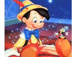 Пиноккио картинки