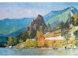 Картины природы казахстана