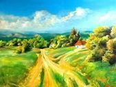 Пейзаж фото высокого разрешения