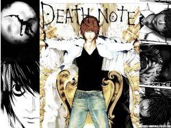 Тетрадь смерти картинки