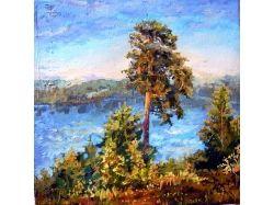 Картины фото природы пейзажи