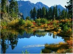 Природа горы фото