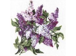 Вышивка крестом цветы