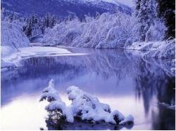 Природа весна зима картинки
