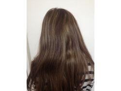 Русый цвет волос фото эстель