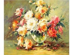 Цветы для женщины фото