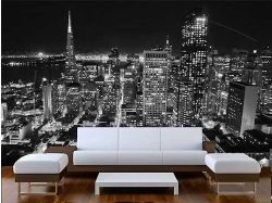 Города в интерьере фото