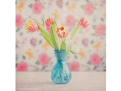 Картинки цветы в вазе