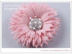 Сделать цветы из бумаги фото 5