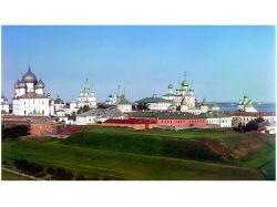 Фото русских городов
