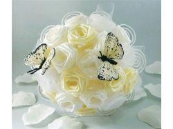Цветы из бумаги пошаговое фото
