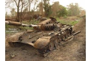 Фото подбитые танки фото