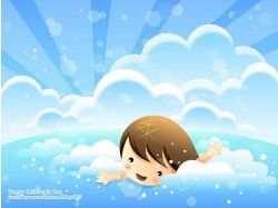 Небо картинки для детей