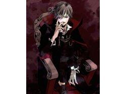 Аниме картинки аниме вампиров