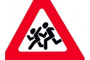 Дорожный знак дети картинка