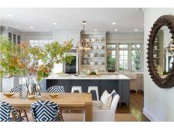 Гостиная кухня дизайн интерьер фото