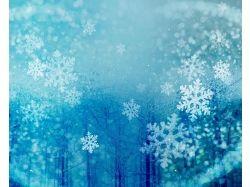 Снежинки красивые картинки
