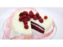 Торты на день святого валентина фото