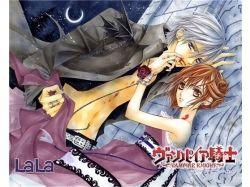 Картинки аниме девушек вампиров